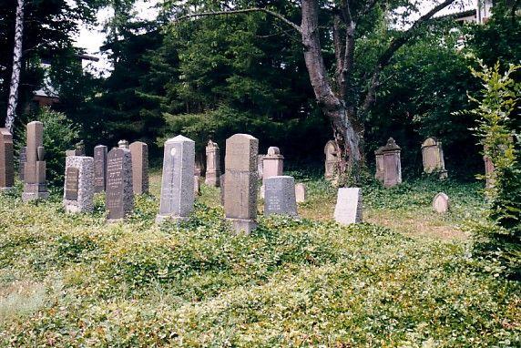 Friedhof Königsbach Stein